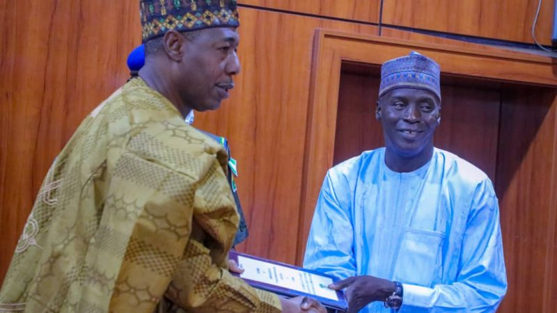 22,556 ghost teachers, LG workers found in Borno verification ordered by Zulum