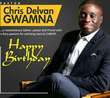 Birthday: Felicitate with Pst. Chris Devan @60 as LOC rolls out programme of events