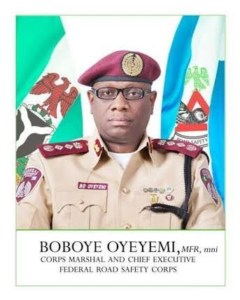WHY BOBOYE IS STILL AT FRSC