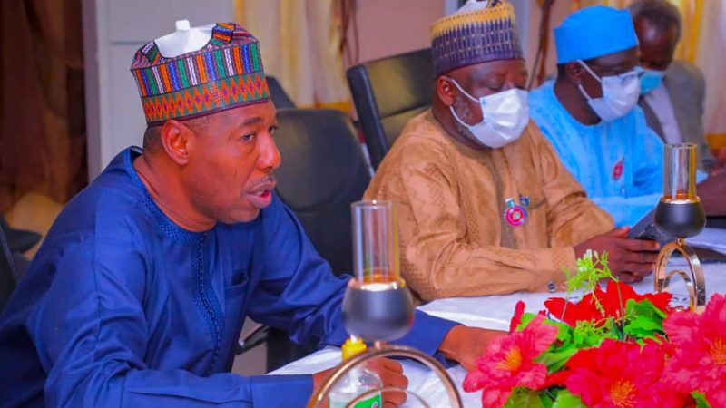 Zulum orders employment of 40 more Doctors for Borno hospitals