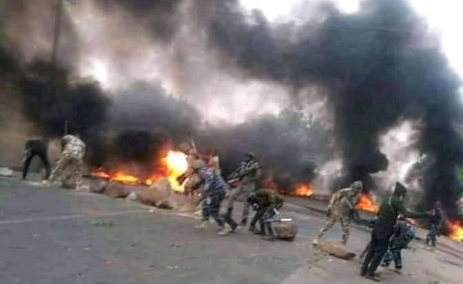 Nigeria: Properties Destroyed in Billiri Town of Gombe State Following Friday's Violence [Images]